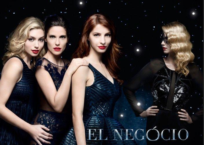 El Negocio 4x01 Espa&ntildeol Disponible