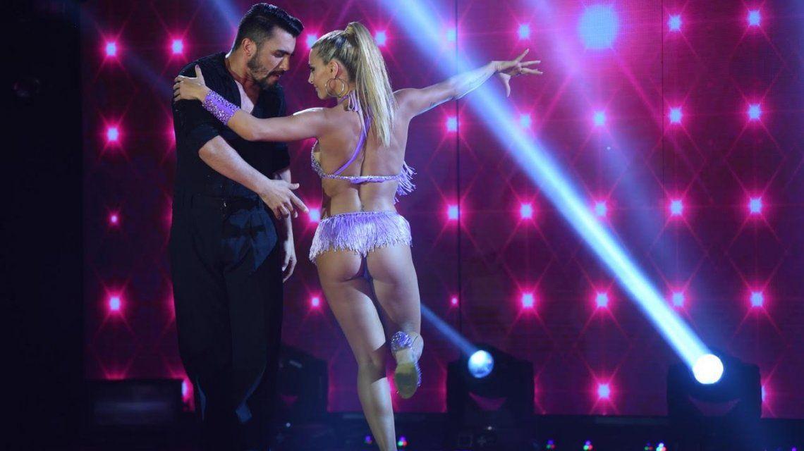 Sol Pérez y Fernando Bertona