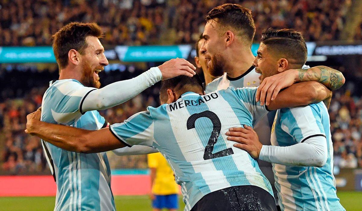 Ayelén Paleo revende entradas para el partido Argentina – Perú