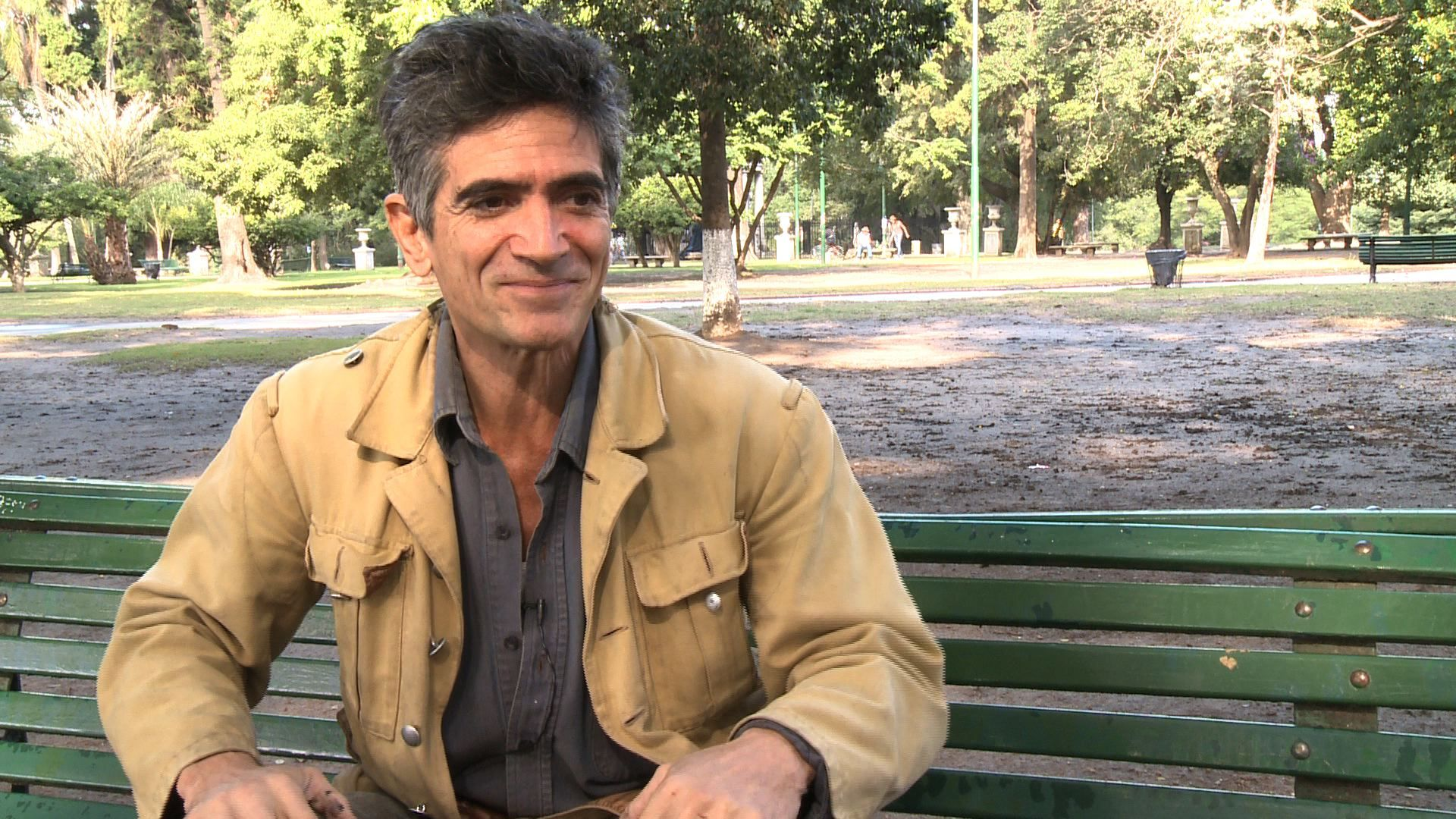 Pablo Cedrón (1958-2017)