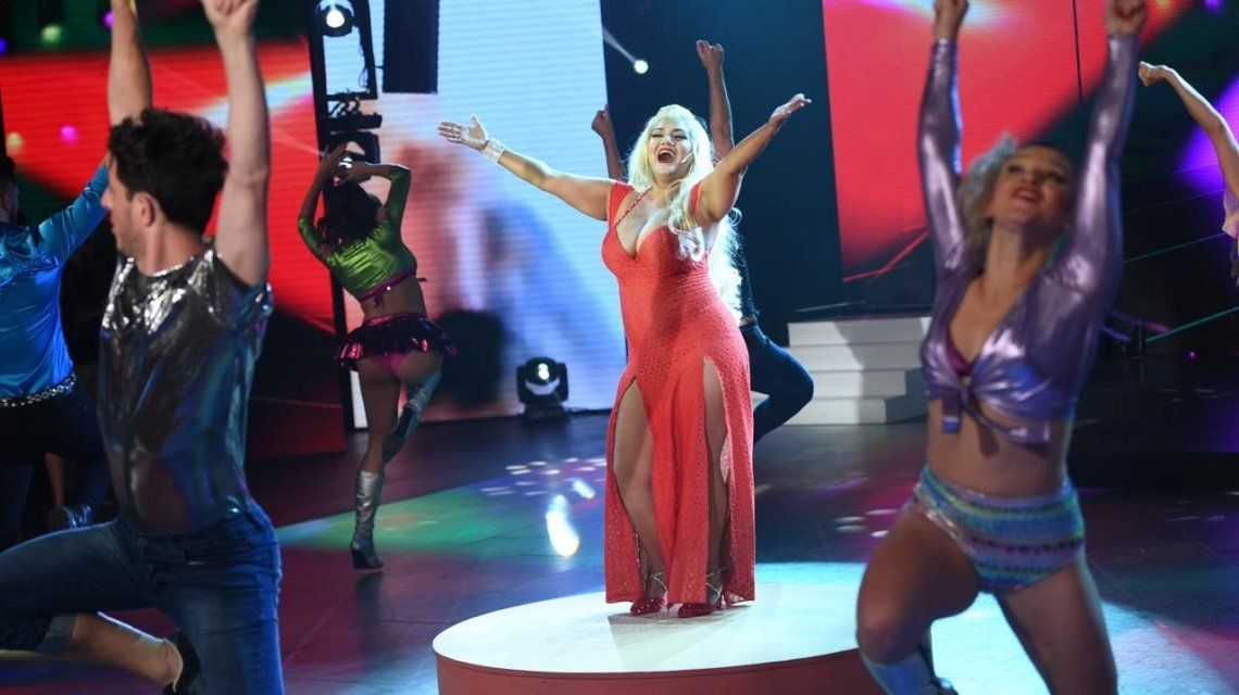 La Bomba Tucumana rindió tributo a una de sus competidoras