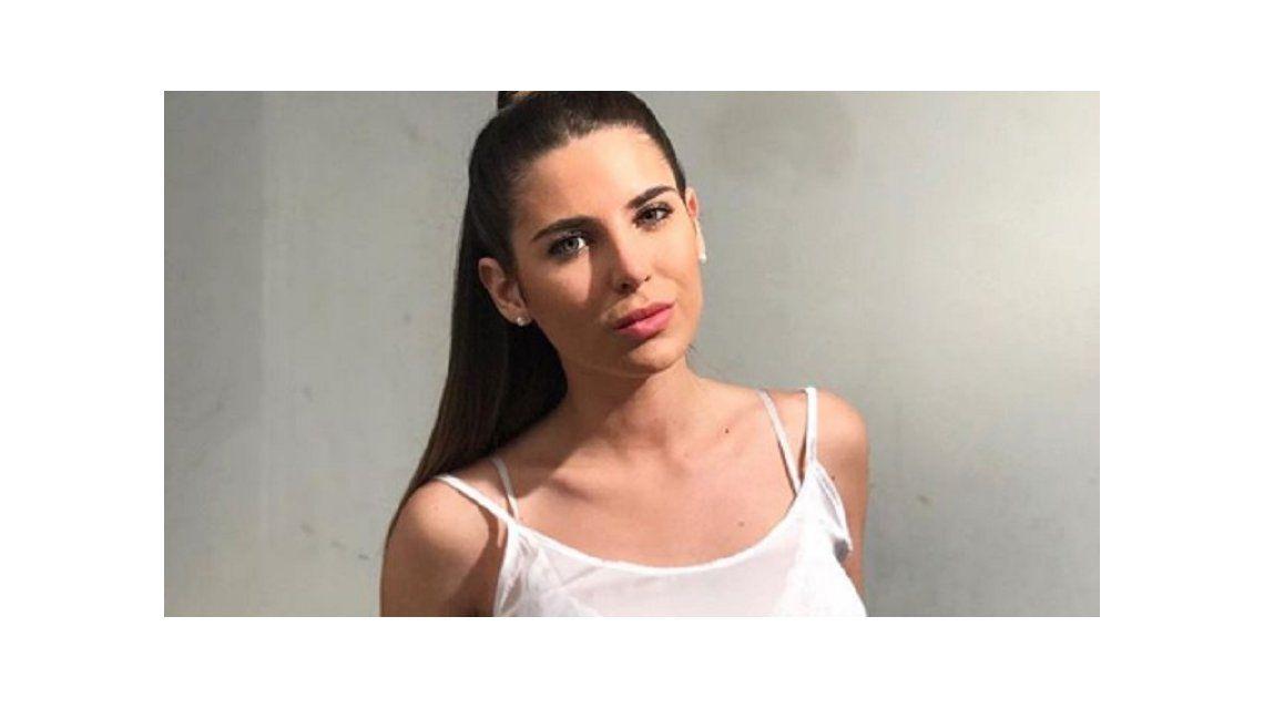 Mina Bonino. Foto de Instagram