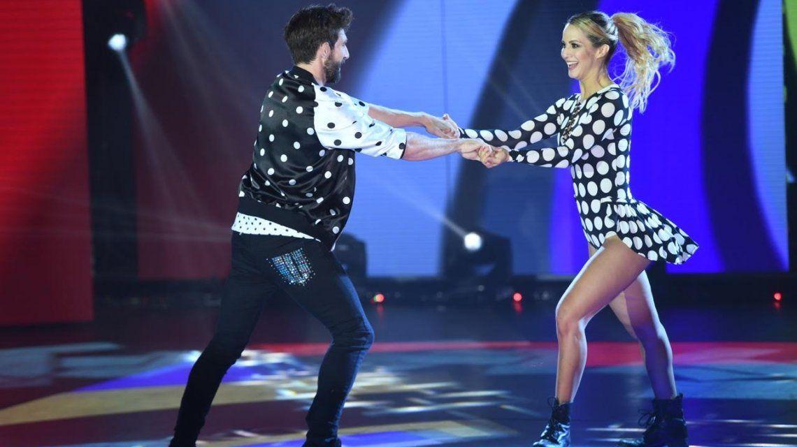 La cumbia pop fue uno de los ritmos que bailó la campeona