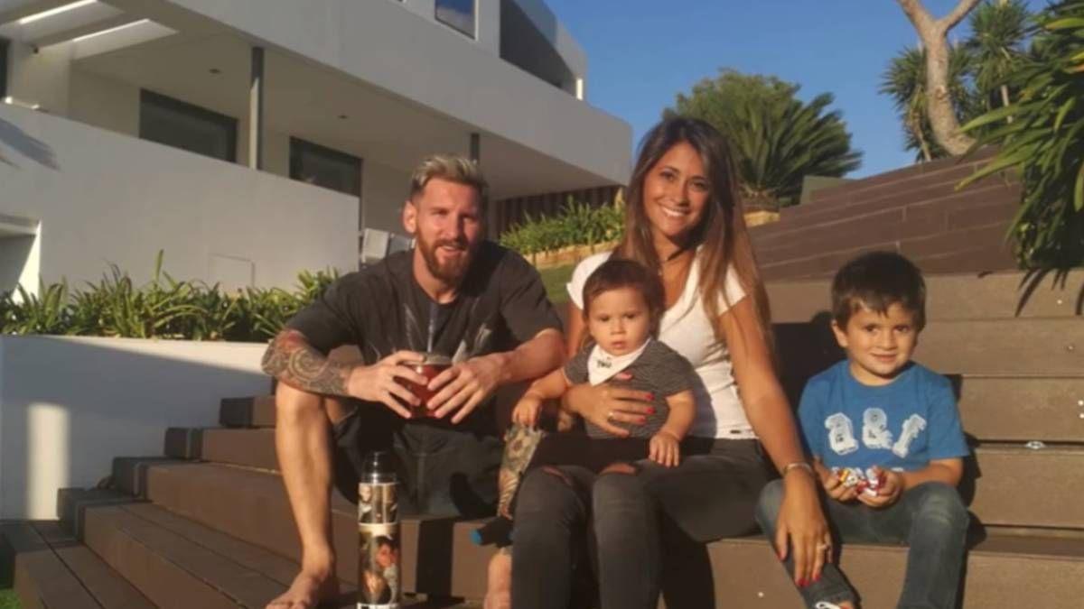 Lionel Messi reveló el nombre de su tercer hijo: se llamará Ciro