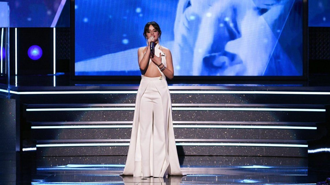 Camila Cabello y un discurso que conmovió en los Grammy