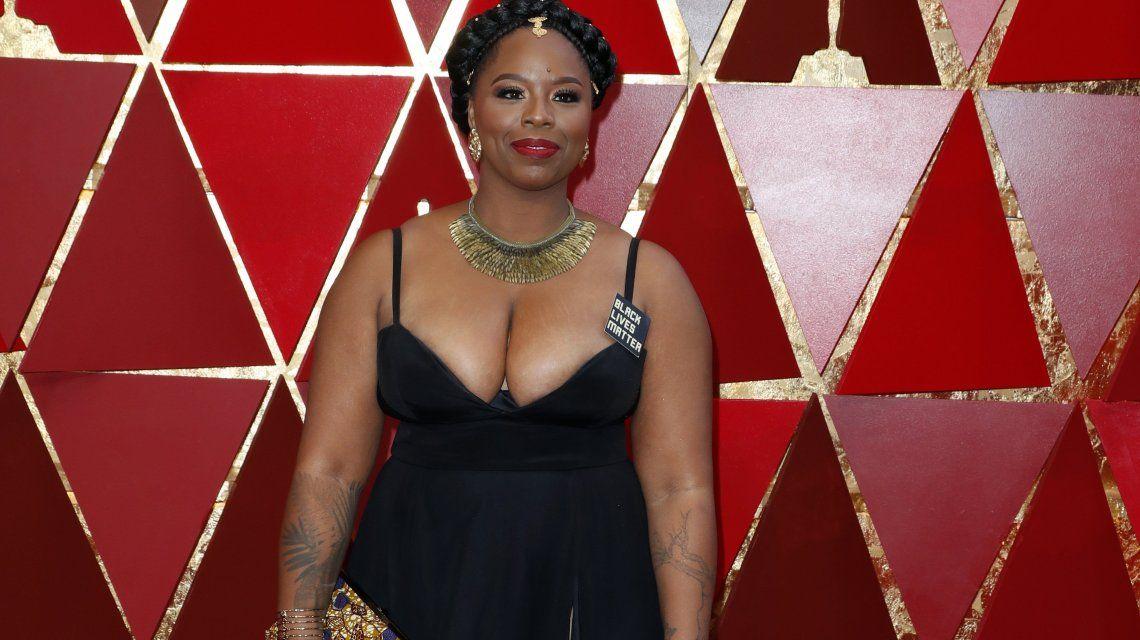 Patrisse Cullors es una activista africana y artista americana de Los Ángeles.