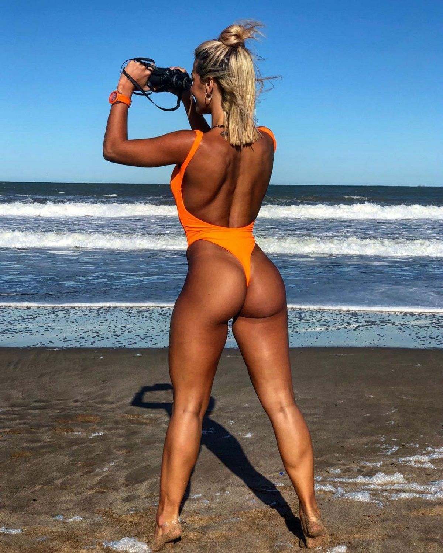 Las fotos de Sol Pérez a lo Baywatch en Bañeros 5