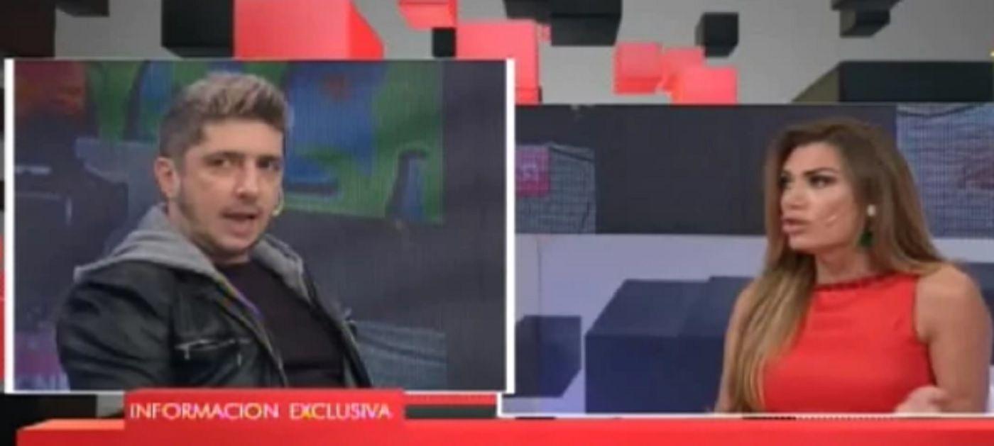 Jey Mammon contra Flor de la V: Yo la pasaba mal en tu programa