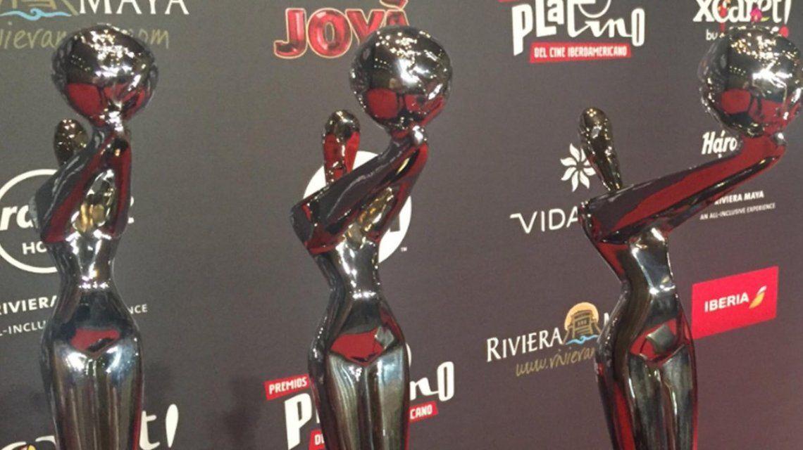 Varios argentinos ganaron los Premios Platino 2018