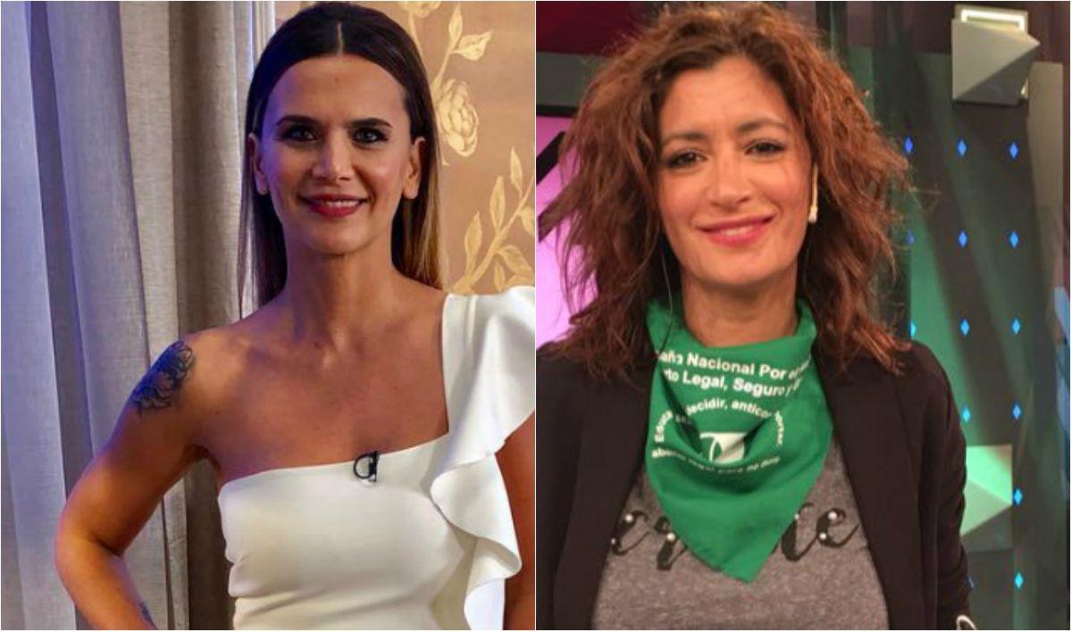 Amalia Granata contra Carla Conte