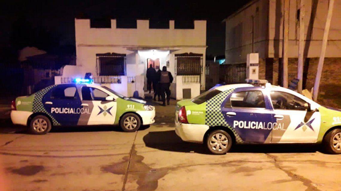 Detuvieron al ex cantante de Los Grosos: le incautaron 300 mil pesos en droga