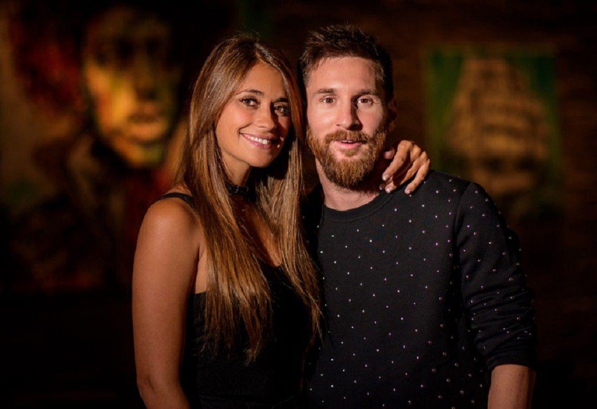 El mensaje de Antonela Roccuzzo a Messi por su cumpleaños