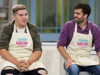 Gastón y Hernán, los finalistas de Bake Off Argentina