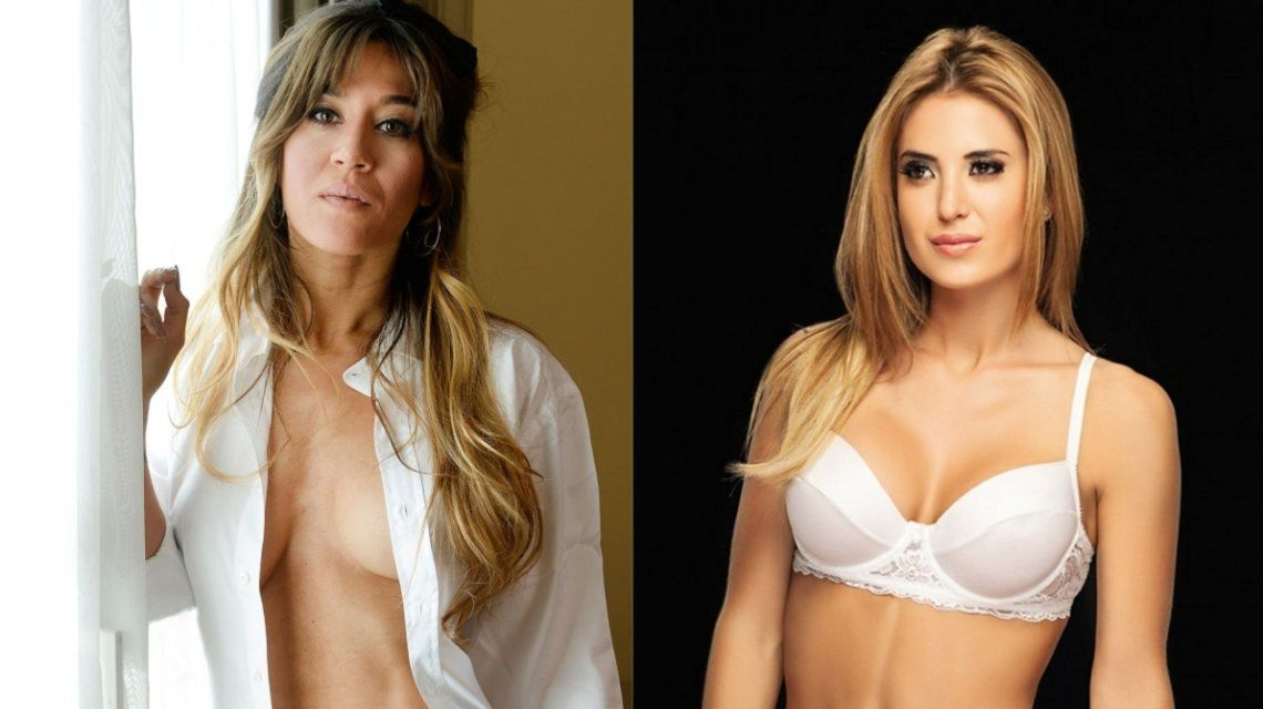 Jésica Cirio y Jimena Barón