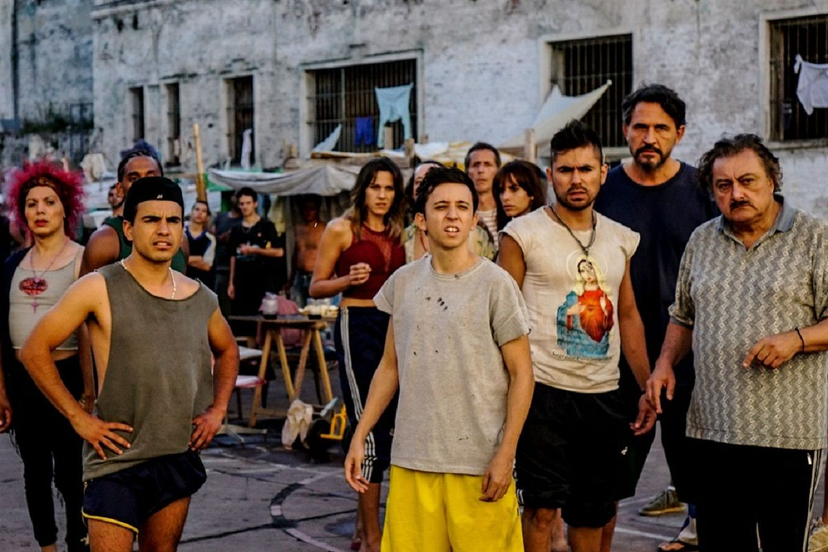 Rodrigo Noya apareciò en el tercer capítulo de la precuela de El Marginal