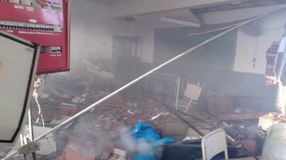 Escuela Bomba: prohíben la proyección de la película sobre la explosión en la escuela de Moreno