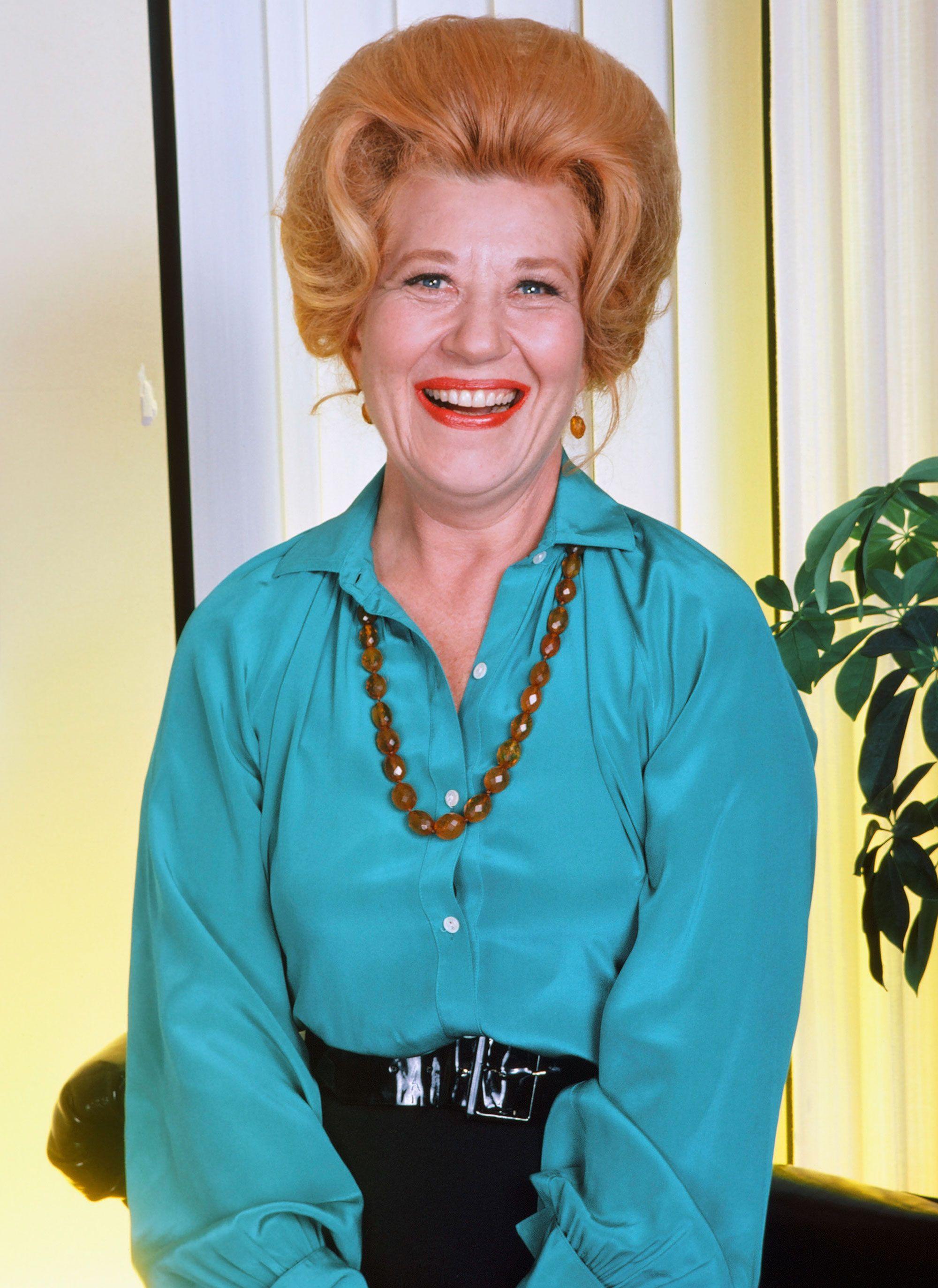 Charlotte Rae tenía 92 años