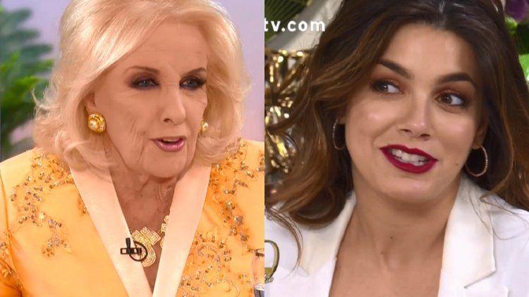 El error de Mirtha Legrand que hizo incomodar a Natalie Pérez