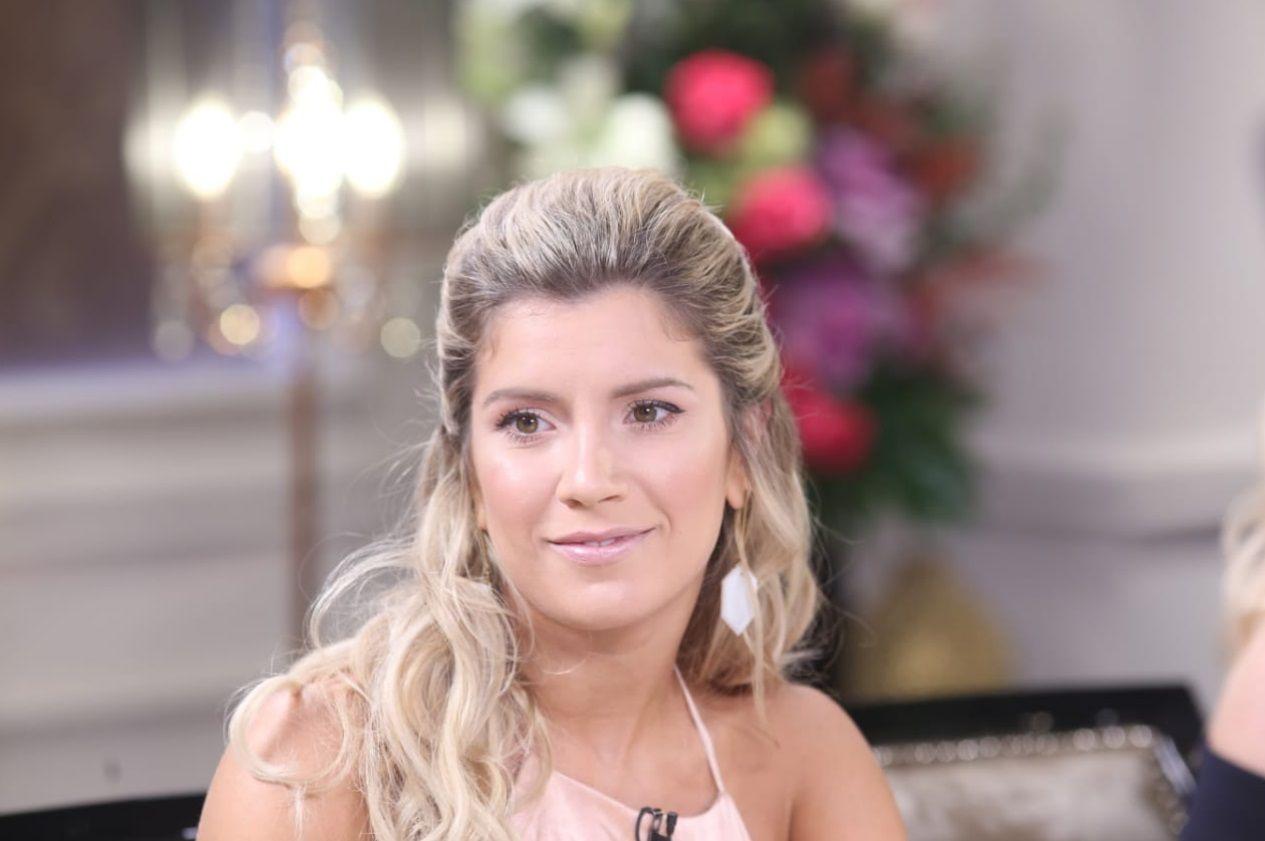 Laurita Fernández habló de las versiones de romance con el hijo de un empresario
