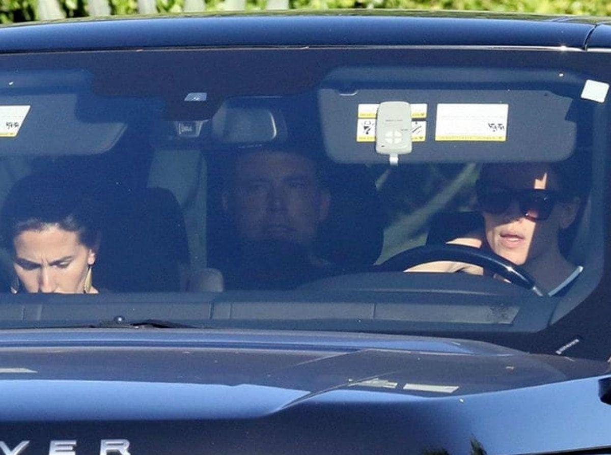 Affleck volvió a rehabilitación por tercera vez