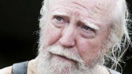 Conmoción entre los fanáticos de The Walking Dead: murió Scott Wilson, el actor que interpretó a Hershel