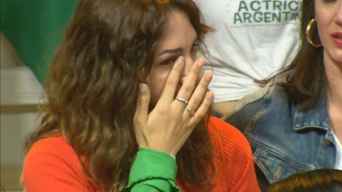 Thelma Fardín denunció a Juan Darthés por violación
