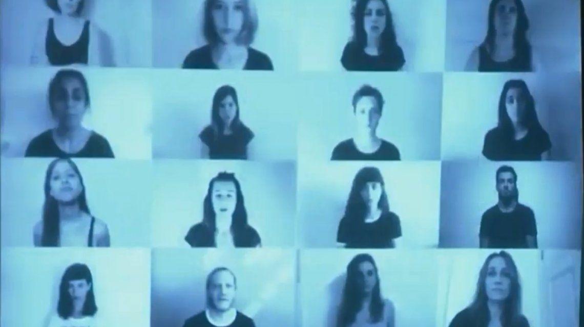 #MiraComoNosPonemos Respaldo total en redes sociales a Thelma Fardín tras denunciar por violación a Juan Darthés