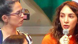 Sabrina Cartabia y Thelma Fardín