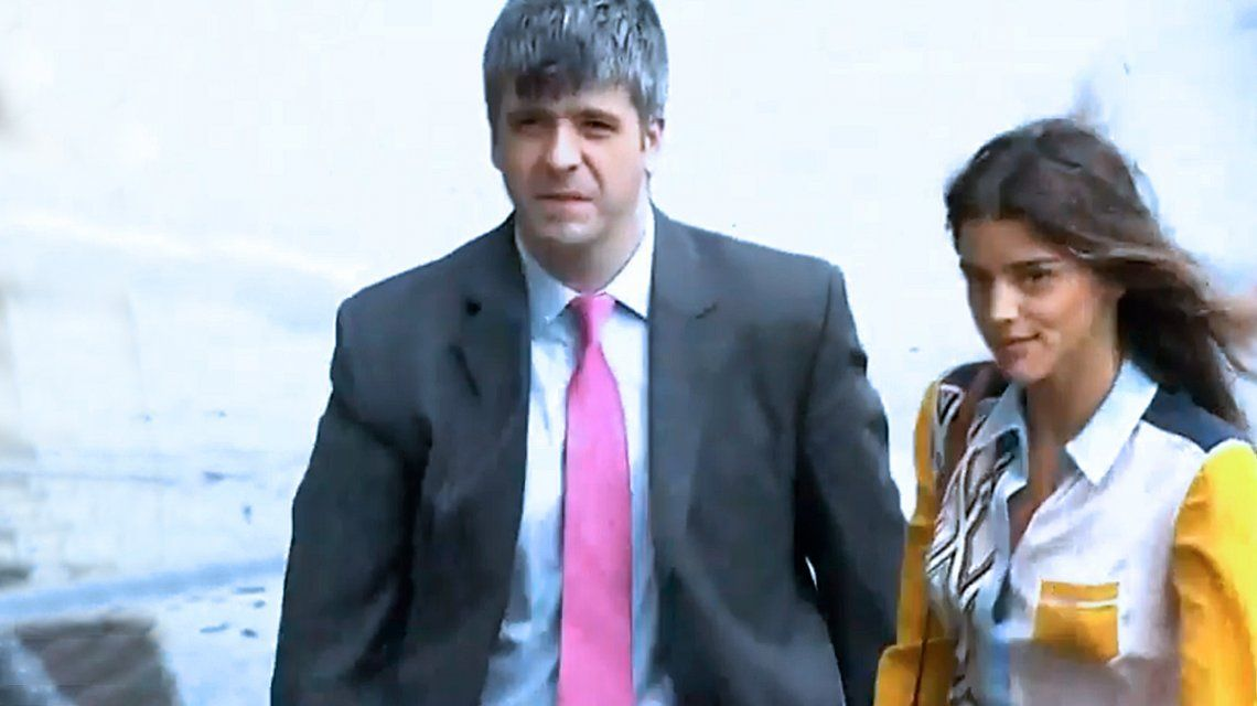 Tras la denuncia de Thelma Fardin, Juan Darthés tiene una mediación con Calu Rivero