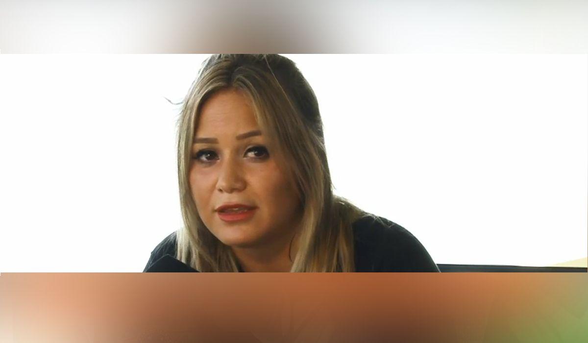Karina habló tras el video que publicó de su hermano