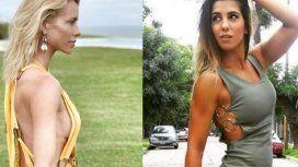 El motivo fashion por el que Cinthia Fernández mandó al psicólogo a Nicole Neumann