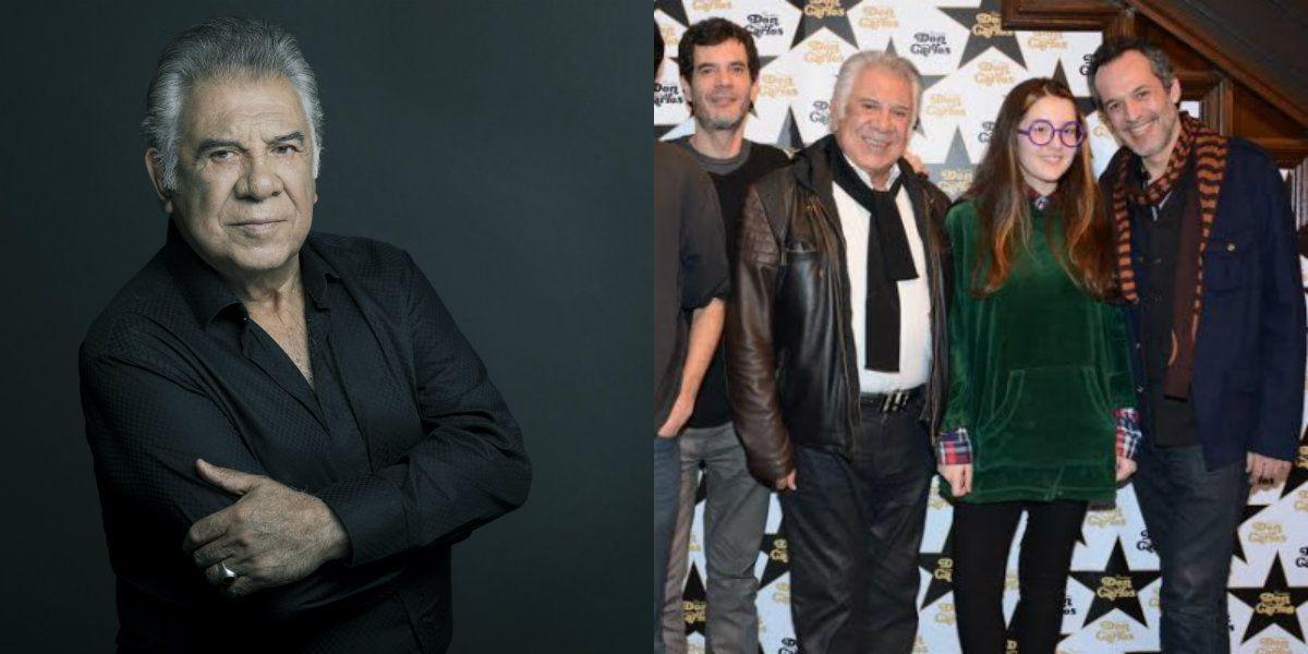 Raúl Lavié decidió hacer la función de La jaula de las locas en honor a su hijo Leo Satragno