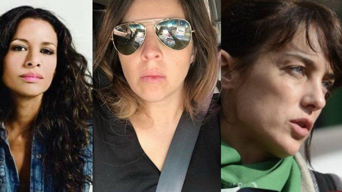 Las famosas argentinas piden justicia y seguridad tras la muerte de Agustina