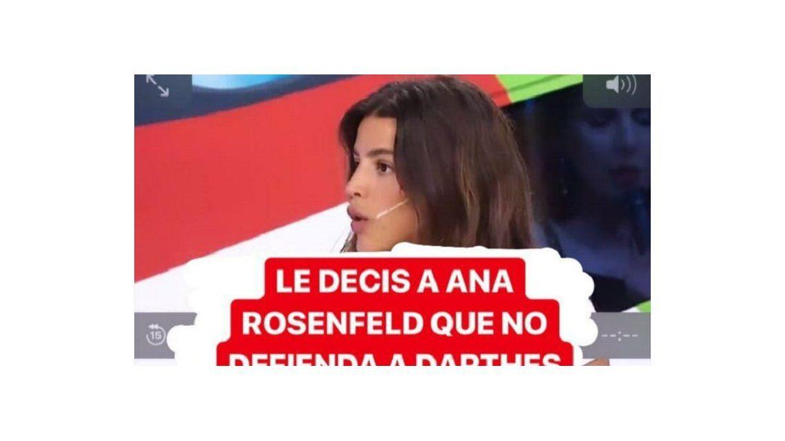 Instagram de Romina Seferian