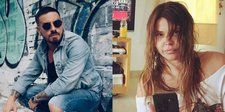 La Justicia dictó una restricción perimetral para Fede Bal y Nazarena Vélez