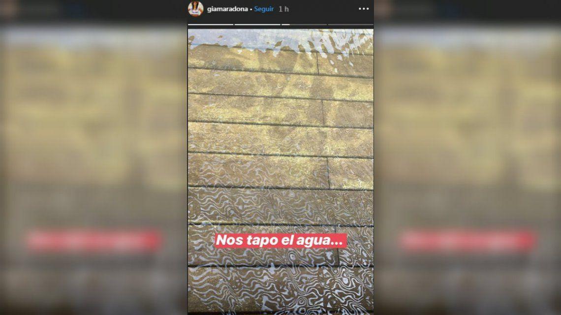 Gianinna le contestó a Diego Maradona tras su aparición explosiva en TV