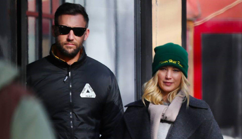Jennifer Lawrence se casa con Cooke Maroney tras un año de noviazgo