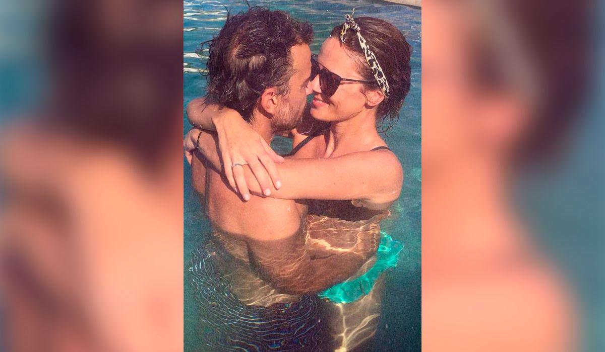 La foto falsa de Paula Chaves y Pedro Alfonso: ¿tarde romántica o piletazo familiar?