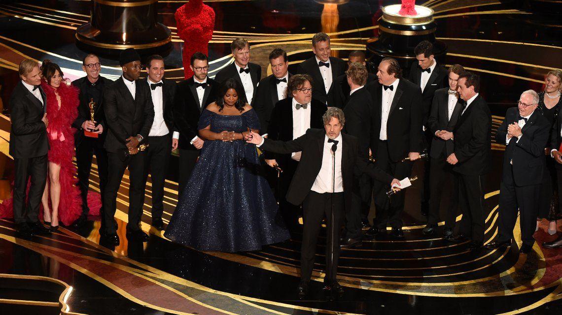 Green Book fue elegida como Mejor Película en los premios Oscar