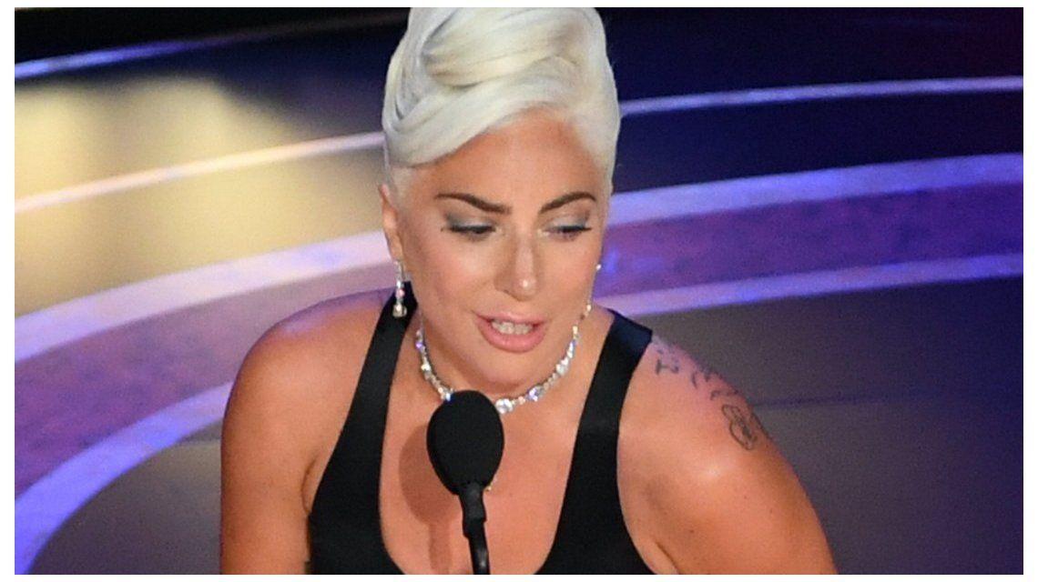 El costoso collar de Lady Gaga que se llevó todas las miradas en los premios Oscar