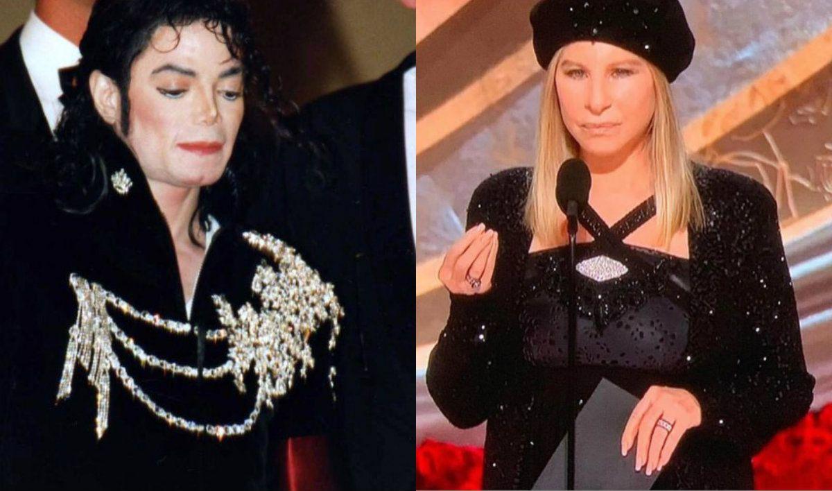 Barbra Streisand tuvo que aclarar su opinión sobre los hombres que acusaron de abuso sexual a Michael Jackson