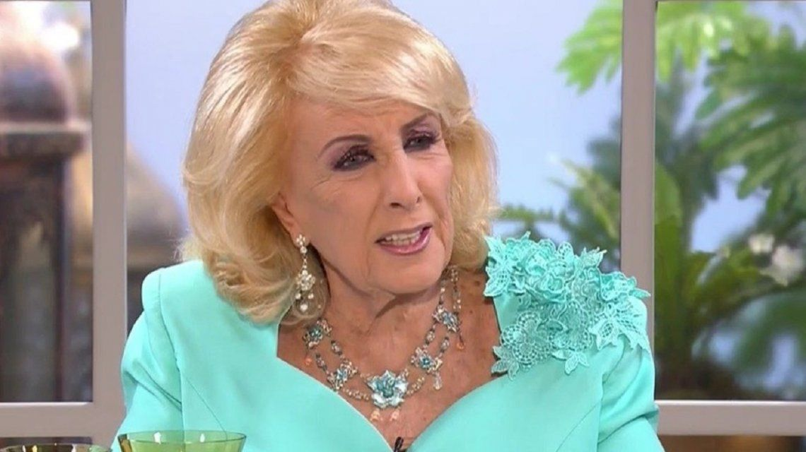 Operaron a Mirtha Legrand por una brida intestinal