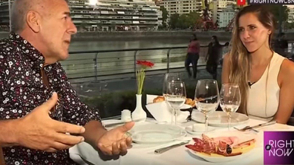 Dady Brieva: A mí el kircherismo me tiene que dar un premio