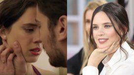 La reacción de Delfina Chaves y Albert Baró sobre el rumor de romance