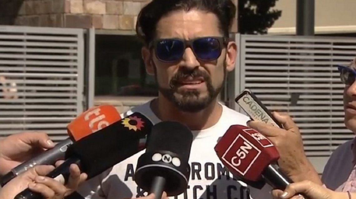 Hernán Piquín se fue a vivir a España luego de sufrir dos asaltos