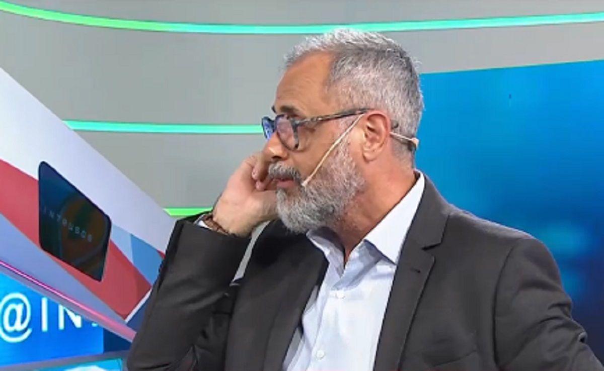 Tremendo cruce entre Jorge Rial y Marcela Tinayre