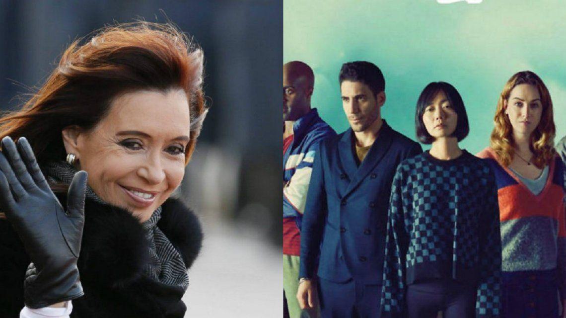 Política, historia, ciencia ficción y romance apasionado: Cristina Kirchner contó cuáles son sus series preferidas