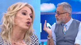 Guerra en Twitter: Jorge Rial vs. Yanina Latorre