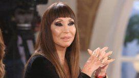 Moria Casán, lapidaria con Mirtha por su miedo a que gane Cristina Kirchner