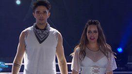 ShowMatch 2019: Julián Serrano y Sofía Morandi presentaron el gran show en vivo